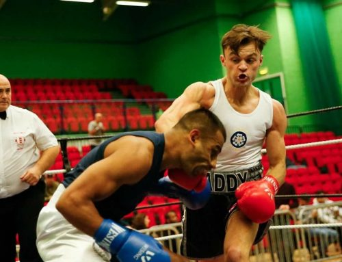 YPHS Employee Wins Boxing Championship